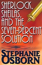 Sherlock Sheilas & Seven Percent Solution cover link
