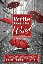 Write Like The Wind vol 1 cover link